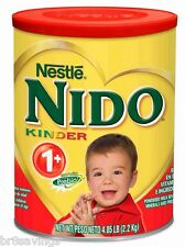 Nestle Nido 1  Kinder Formula for Toddlers - 4.85 lbs - Baby