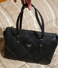 Guess Black Handbag NWOT