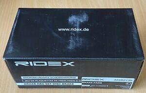 Ridex Front Brake Pad (BMW, FORD, MINI) 402B0138