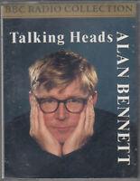 Alan Bennett Talking Heads 2 Cassette Audio book Monologues Thora Hird FASTPOST