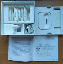 Apple iPad 2 3 4 Universal Dock iPhone Dock 30-pin MC746ZA/A Garantie 3 mois