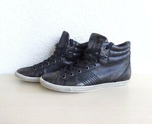 Paul Green Sneaker Boots Damen Schuhe Gr. 41 (UK7) NEU