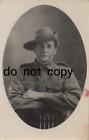 WW1 soldier J H Leaster C Coy 15th Battalion Australian Imperial Forces AIF Kia