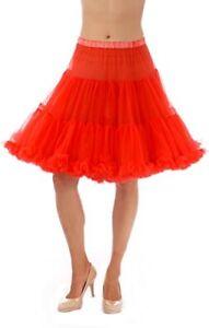 CHIFFON NYLON Crinoline Petticoat sm-med-lar-xl