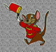Timothy Q. Mouse from Dumbo Pin - DISNEY Cast Lanyard Pin - DLP Paris Series