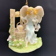 Seraphim Classics Phoebe Hearts Content Club Exclusive Angel Well Ornament 2002