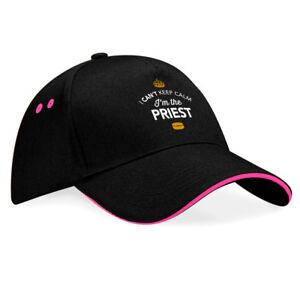 Priest Gift Hat Keepsake Baseball Cap Wedding Part Gift