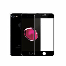 iPhone 7 Plus 5D Full Cover Panzerfolie Schutzfolie Echtglas Folie FULL SCREEN
