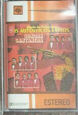 LA SONORA SANTANERA - 15 AUTENTICOS EXITOS - CASS VG++ CBS 1001 MEXICO TESTED
