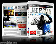 (PS3) Red Faction: Armageddon (MA) Guaranteed, 100% Tested, Australian