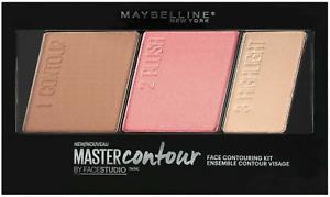 MAYBELLINE Master Contour Face Contouring Kit 10 Light to Medium *SEALED*