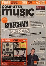 Computer Music Side Chain Secrets Paul Vandyk August 2015 FREE SHIPPING!