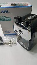 CARL Angel-5 Pencil Sharpener DESKTOP,  Great Sales (BLACK)