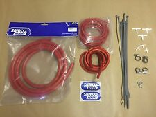 Audi 1.8 Turbo A3/A4/S3/S4 Red Samco Sport Silicone Vacuum Hose Kit Dump Valve