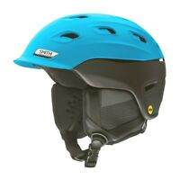 Smith Vantage MIPS Ski Snowboard Helmet Adult Medium 55-59cm Snorkel / Black New