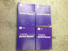 2005 GM Cadillac XLR X L R Service Repair Shop Workshop Manual Set FACTORY NEW