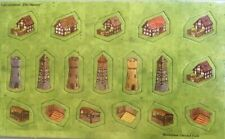 Carcassonne Mini Expansion - Little Buildings, die hauser Brand New