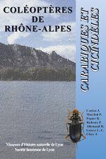 Coléoptères de Rhône-Alpes - Carabiques et Cicindèles