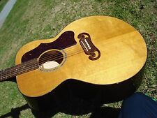 1999 Gibson J-100 XT Extra Acoustic Guitar  Abalone Inlays - 50 HD Pics