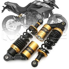 "2pcs 11"" 280mm Air Gaz Amortisseur Suspension Moto Pour Ducati Harley Golden"