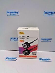 FC-311/M FLASHGUN CABLE 3.6 M, NEW