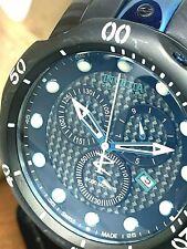 Invicta Men's Watch 19484 Venom Chronograph Carbon Fiber Dial Black Rubber Swiss