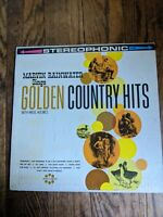 MARVIN RAINWATER GOLDEN COUNTRY HITS SUNG BY 1972 VINYL LP SPIN O RAMA RECORDS