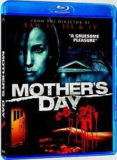 NEW HORROR BLU-RAY  // Mothers Day - Rebecca De Mornay, Jaime King,