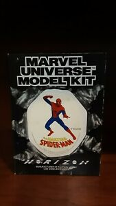 SPIDER-MAN MARVEL UNIVERSE MODEL KIT / HORIZON 1988