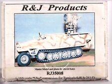 R & J Products Uhu Conversion Kit for Tamiya's SdKfz 251/D 1/35 RJ35008