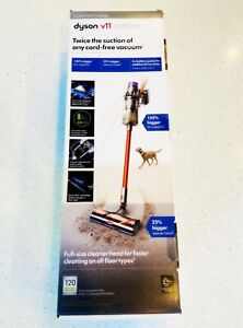 Brand New Dyson V11 Outsize Cordless Vacuum Cleaner - Red/Nickel