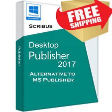 Desktop Publisher Download Publishing Software for Windows 10 8 7 Vista XP