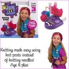 Knitting MachIne Kids Posts Cool Knits Knitting Studio Child Age 8+
