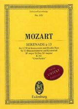 "Mozart: Serenade in Bb major, for 13 Winds ""Gran Partita#... ETP100"