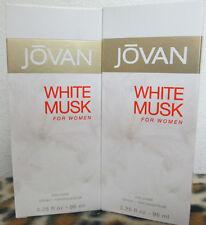 JOVAN WHITE MUSK  3.25 OZ / 96 ML COLOGNENEW IN BOX  SPRAY FOR WOMEN