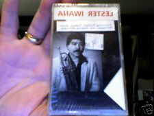 Lester Iwana-  self-titled.....1991......new cassette