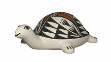 Native American Turtle Figure by Antonio Family, Acoma Pueblo