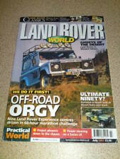 LAND ROVER WORLD - OFF ROAD ORGY - July 2003 #113