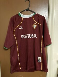 Portugal National Soccer Team Jersey Cristiano Ronaldo (One Size) (Size M/L).