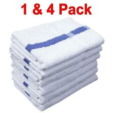 Premium Quality Towel Bathroom Bath Towels Sheet Blue Striped Holiday Beach Gym
