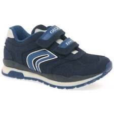 Geox Casual Trainers Hook & Loop Fasteners Shoes for Boys