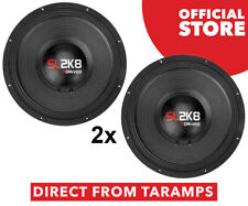 """2x 7Driver 15"""" SL 2K8 4 Ohm Speaker 1400W RMS by Taramps Direct From Taramps"""