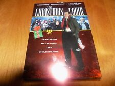 THE CHRISTMAS CHOIR Jason Gedrick Holiday Classic Hallmark Movie DVD SEALED NEW