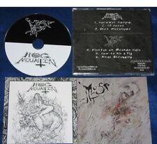HOG MOUNTIN/MÖSE split CD doom/sludge metal from belgium/usa