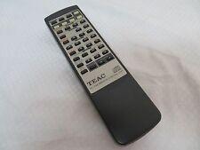 TEAC RC-738 Remote Control for MC-D90, MC-D95