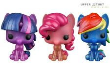 My Little Pony ALL 3 Pop Vinyls Included Twilight Pinkie Pie and Rainbow Dash