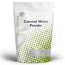 100G COCONUT WATER POWDER - RICH IN POTASSIUM - UK STOCKED