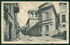Asti Canelli cartolina QQ7071