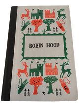 The Merry Adventures Of Robin Hood - Vintage Robin Hood Junior Deluxe Editions