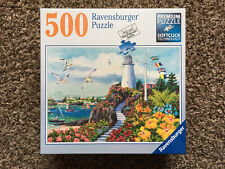 Ravensburger - Coastal Paradise - 500 Piece Jigsaw Puzzle New Sealed